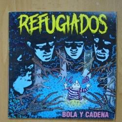 REFUGIADOS - BOLA Y CADENAS - SINGLE