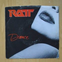 RATT - DANCE -TALE A CHANCE - SINGLE