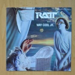 RATT - WAY COLL JR - CHAIN REACTIN - SINGLE