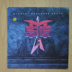 MCAULEY SCHENKER GROUP - GIMME YOUR LOVE - SINGLE
