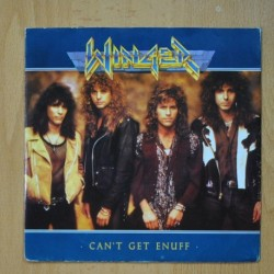 WINGER - CAN´T GET ENUFF - IN THE WE´LL NEVER SEE - SINGLE
