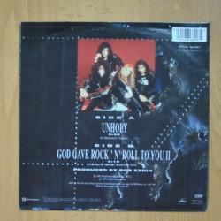 VARIOS - QUE NO PARE LA MUSICA - 3 LP