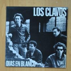 LOS CLAVOS - HELL ROOM -TODO VA BIEN - NACIDO PARA BEBER - I DON´T CARE - EP