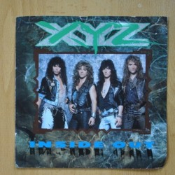 XYZ - INSIDE OUT - TAKE WHAT YOU CAN - SINGLE