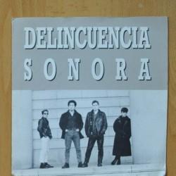 DELINCUENCIA SONORA - VAGABUNDO - LA LEY - DESDE EL FONDO - EP