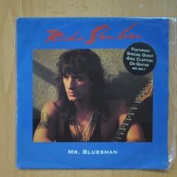 RICHIE SAMBORA - MR BLUESMAN - RIVER OF LOVE - SINGLE