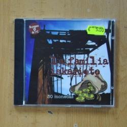 LA FAMILIA ISKARIOTE - 30 MONEDAS - CD