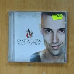 SANTAFLOW - MAS FUEGO - CD