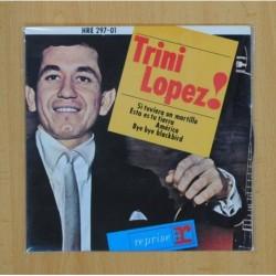 TRINI LOPEZ - SI TUVIERA UN MARTILLO + 3 - EP