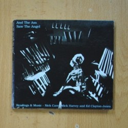 NICK CAVE / MICK HARVEY AND ED CLAYTON JONES - AND THE ASS SAW THE ANGEL - CD