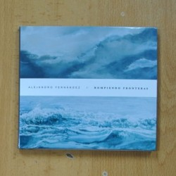 ALEJANDRO FERNANDEZ - ROMPIENDO FRONTERAS - CD
