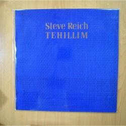 STEVE REICH - TEHILLIM - LP