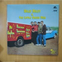 BILLY RILEY & THE LITTLE GREEN MEN - GATEFOLD - LP