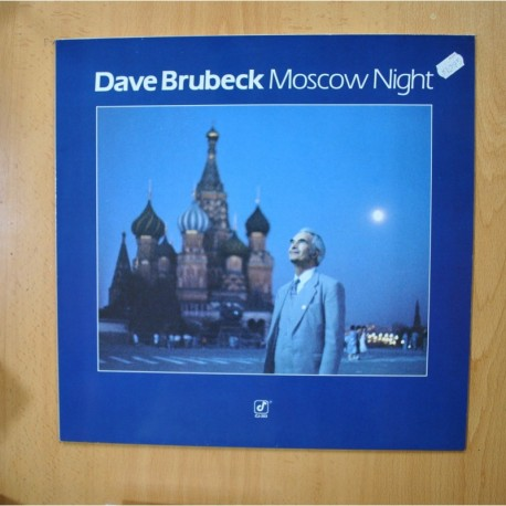 DAVE BRUBECK - MOSCOW NIGHT - LP