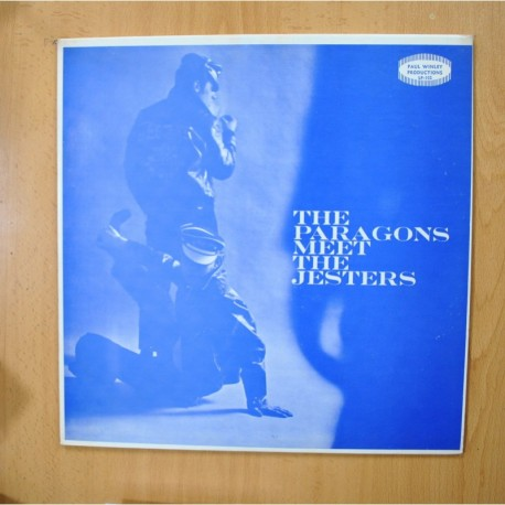 THE PARAGONS - THE PARAGONS MEET THE JESTERS - LP