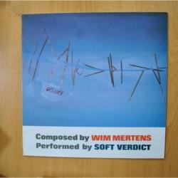 WIM MERTENS - SOFT VERDICT - USURA - LP