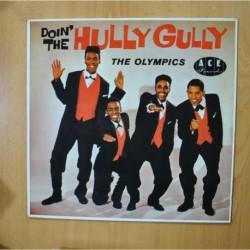 THE OLYMPICS - DOIN`THE HULLY GULLY - LP