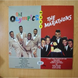 THE OLYMPICS MEET THE MARATHONS - LP