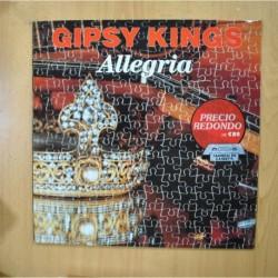GIPSY KINGS - ALLEGRIA - LP