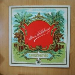 GRUPO PORT BO - ALLA EN LA HABANA - GATEFOLD - LP