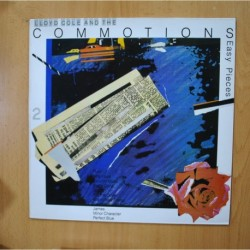 LLOYD COLE AND THE COMMOTIONS - EASY PIECES - LP