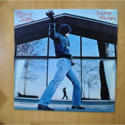 BILLY JOEL - GLASS HOUSE - LP