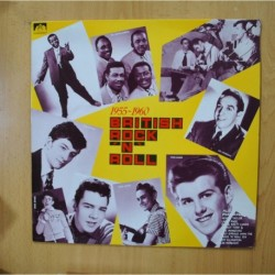BRITISH ROCK `N` ROLL 1955/1960 - LP