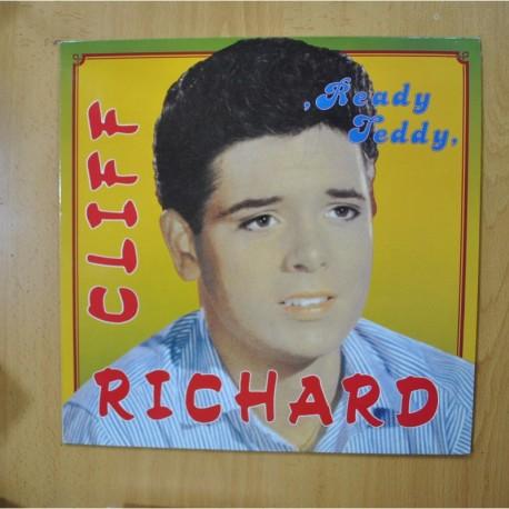 CLIFF RICHARD - READY TEDDY - LP