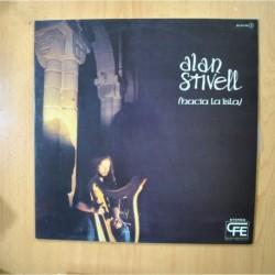 ALAN STIVELL - HACIA LA ISLA - LP