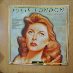 JULIE LONDON - CRY ME A RIVER - LP
