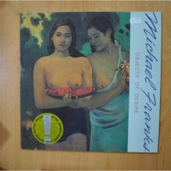 MICHAEL FRANKS - OBJECTS OF DESIRE - LP