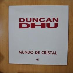 DUNCAN DHU - MUNDO DE CRISTAL - LP