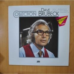 DAVE BRUBECK - COLLECTION DAVE BRUBECK - LP