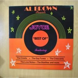 """VARIOUS - AL BROWN PRESENTS """"BEST OF"""" - LP"""