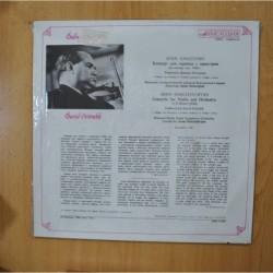 RACHMANINOV - PRELUDES OPUS 23 / PIANO SONATA NO 2 OPUS 36 - LP