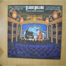 JEAN PIERRE RAMPAL - ENGLISH CHAMBER ORCHESTRA - CLAUDE BOLLING - LP