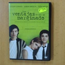 LAS VENTAJAS DE SER UN MARGINADO - DVD