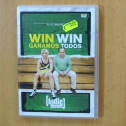 WIN WIN GANAMOS TODOS - DVD