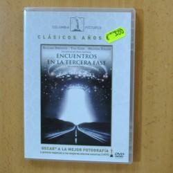 ENCUENTROS EN LA TERCERA FASE - DVD