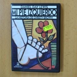 MI PIE IZQUIERDO - DVD