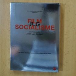FILM SOCIALISME - DVD