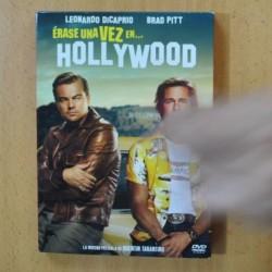 ERASE UNA VEZ EN HOLLYWOOD - DVD