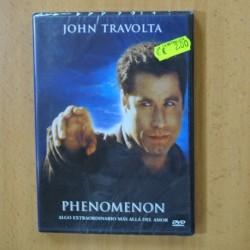 PHENOMENON - DVD
