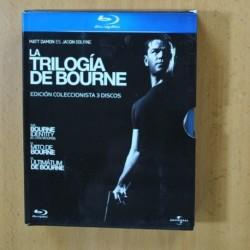 LA TRILOGIA DE BOURNE - BLURAY