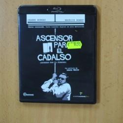 ASCENSOR PARA EL CADALSO - BLURAY