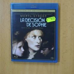 LA DECISION DE SOPHIE - BLURAY