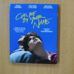 CALL ME BY YOUR NAME - BLURAY