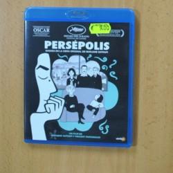 PERSEPOLIS - BLURAY