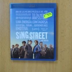 SING STREET - BLURAY