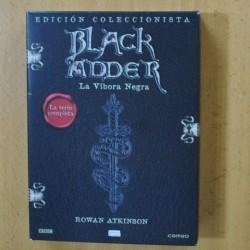 BLACK ADDER - SERIE COMPLETA - DVD